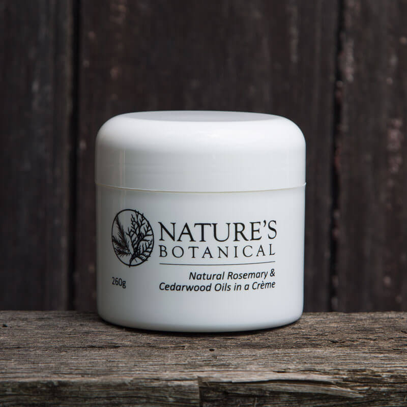 Natures Botanical Creme Personal Insect Repellent 260grm