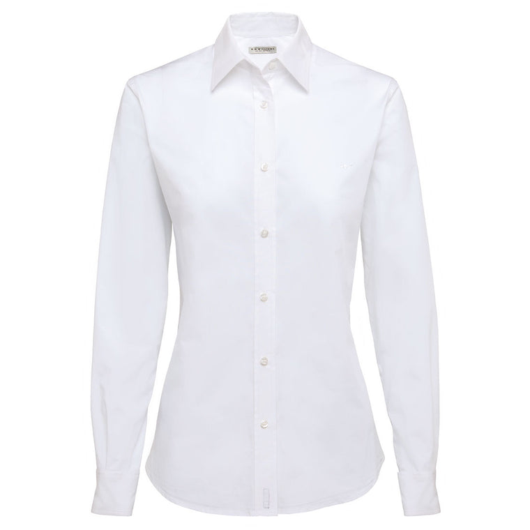 R.M Williams Nicole Shirt White Reg Fit