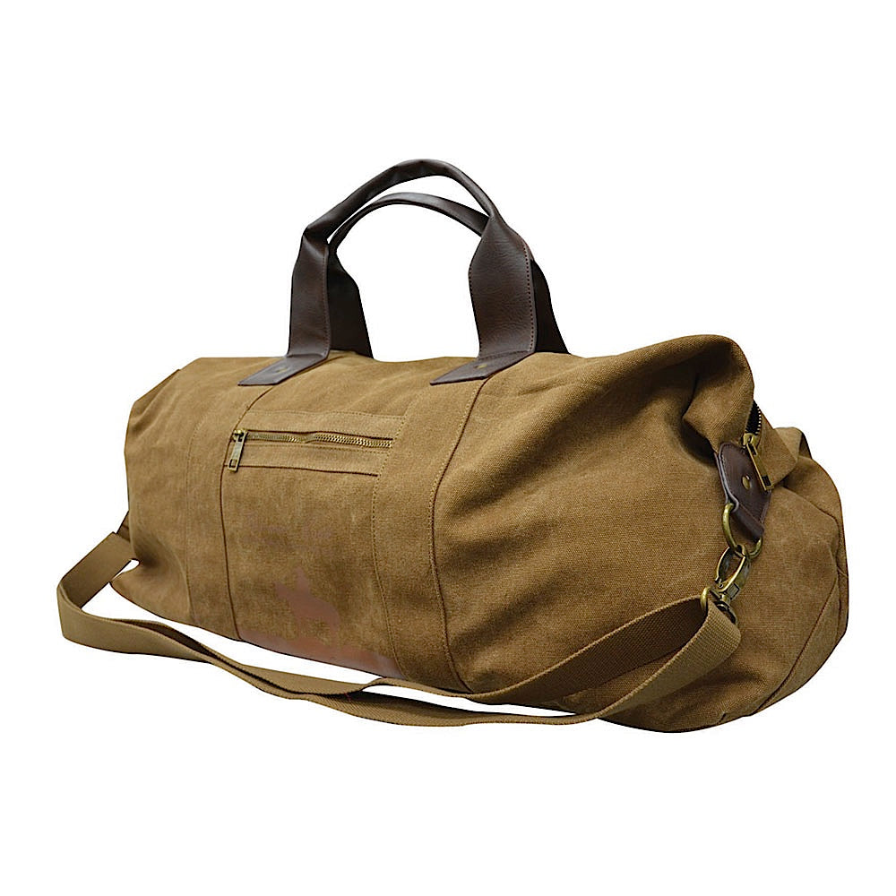 Thomas Cook Duffle Bag Brown