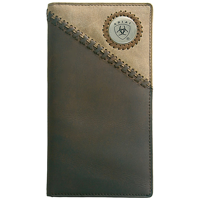 Rodeo Wallet- Brown / Fawn WLT1100A
