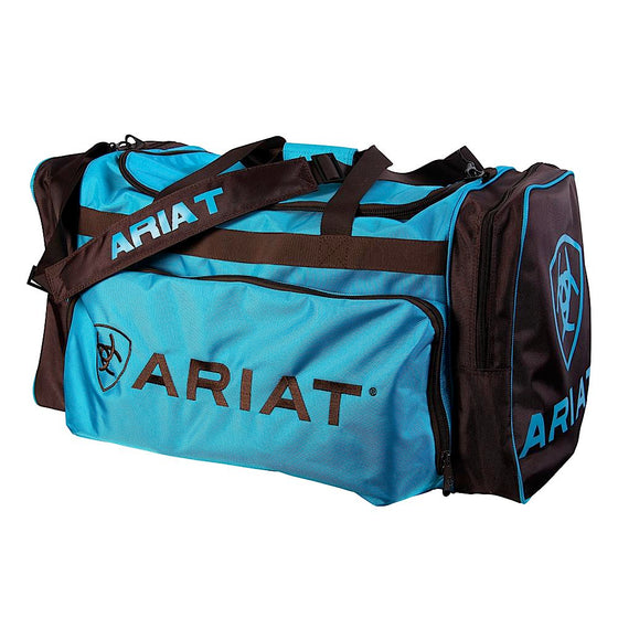 Ariat Gear Bag Turquoise/Brown 4-600TQ