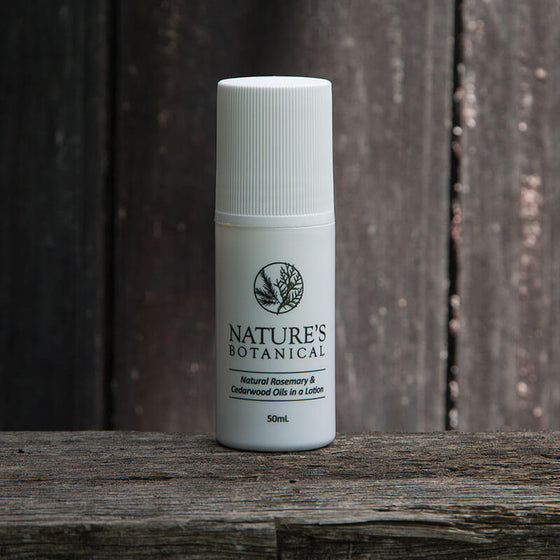 Natures Botanical Roll On Personal Insect Repellent 50ml