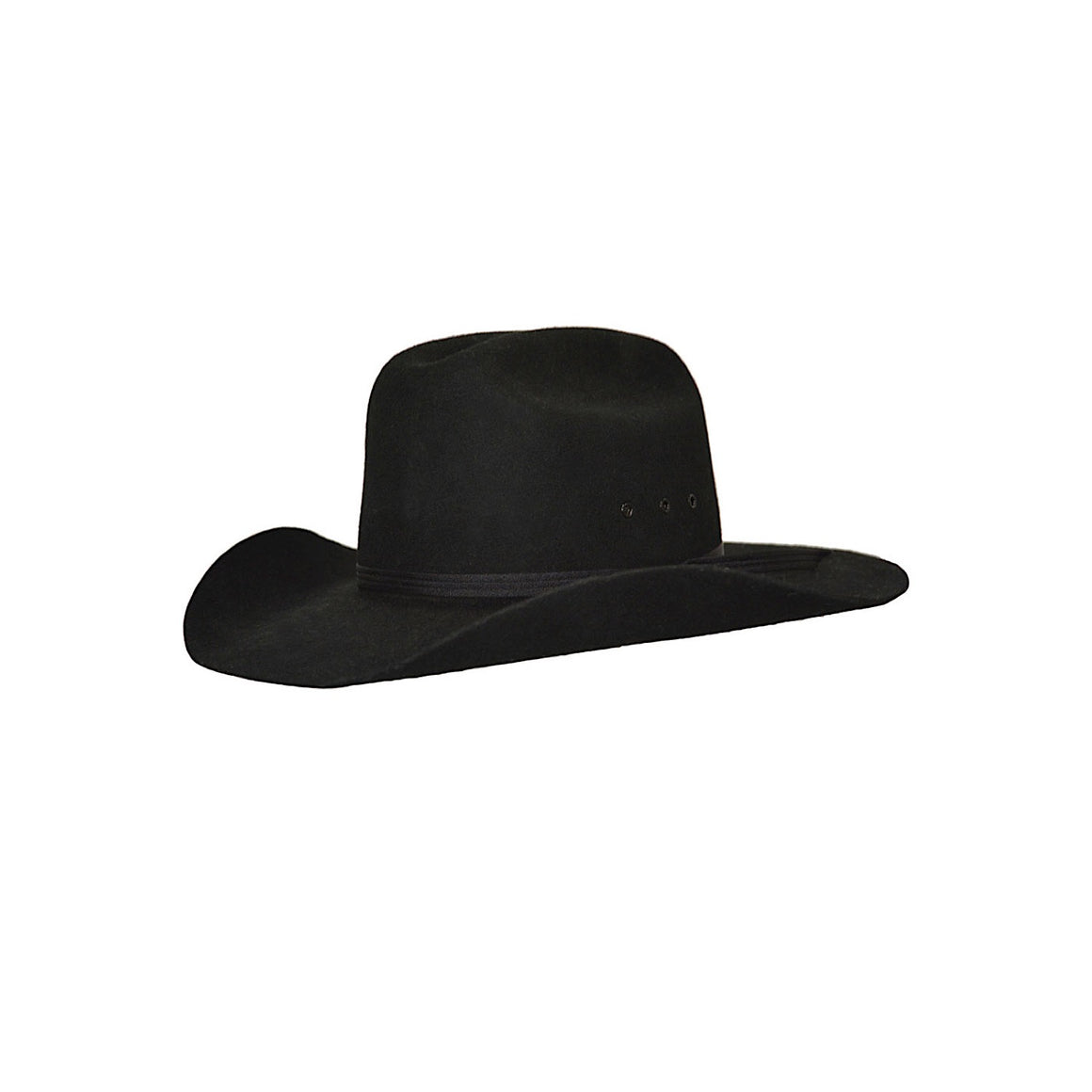 Pure Western Tornado Hat Black