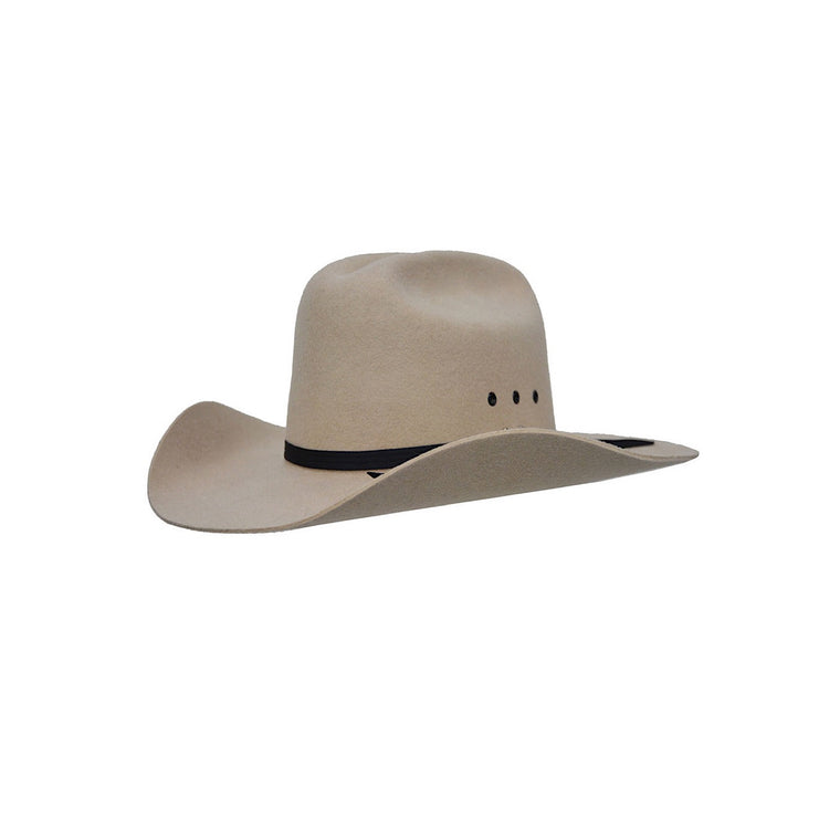 Pure Western Tornado Hat Light Cream