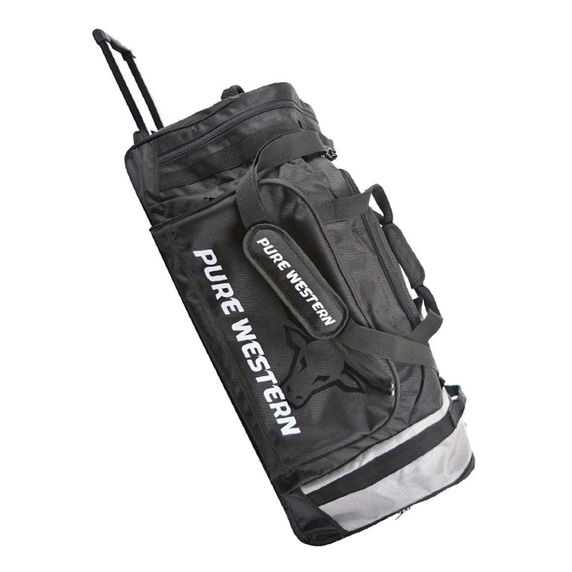 Pure Western Trolley Gear Bag Grey