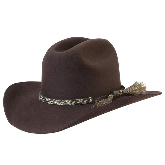 Akubra Rough Rider Loden Brown
