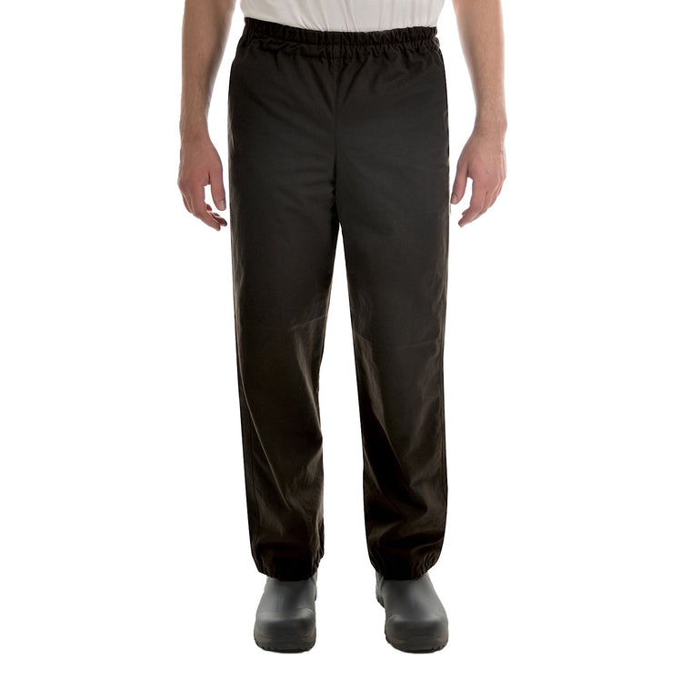 Thomas Cook Mens High Country Bushman Oilskin Pants Rustic Mulch