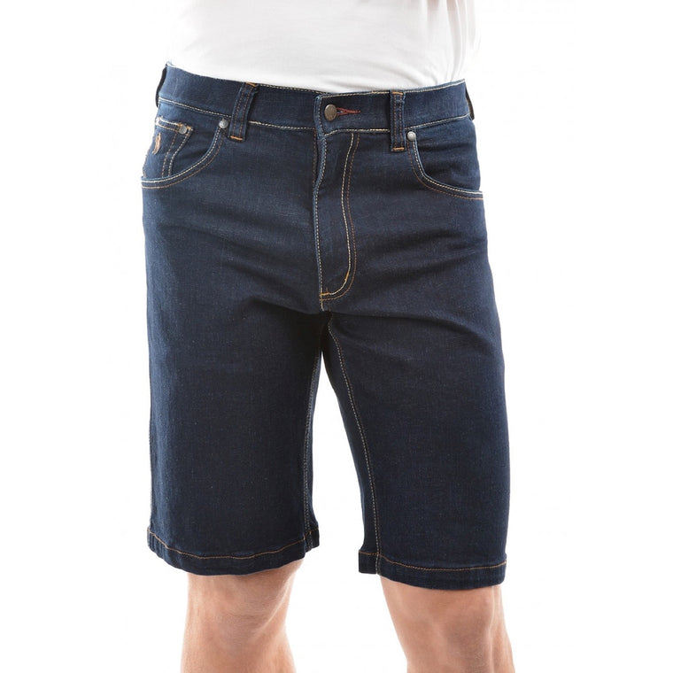 Mens Thomas Cook Bass Denim Comfort Waist Shorts