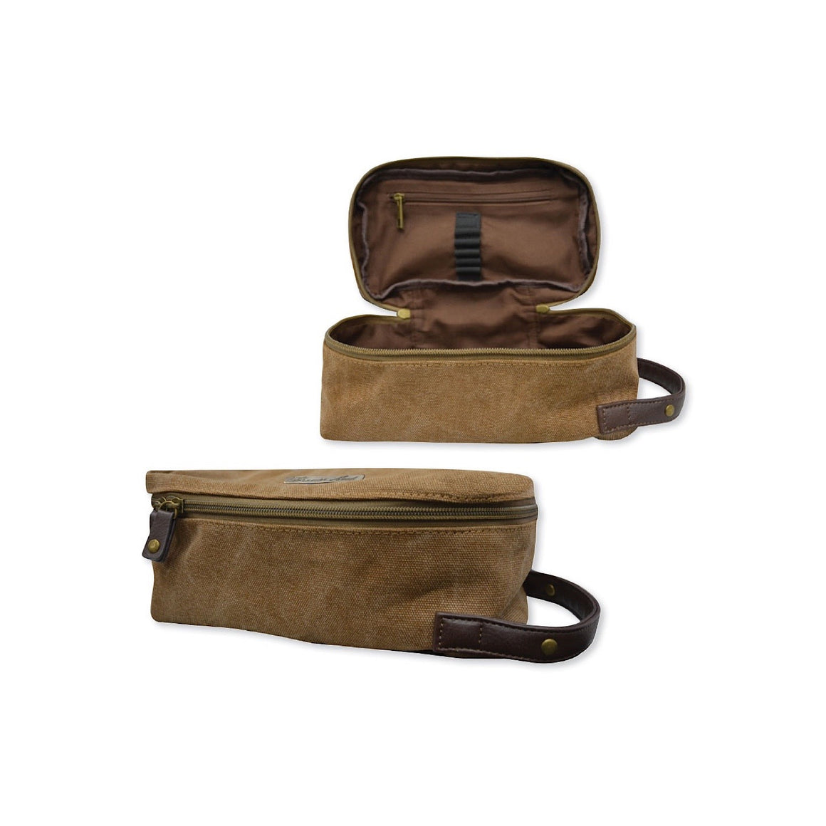 Thomas Cook Wash Bag Brown TCP1925097
