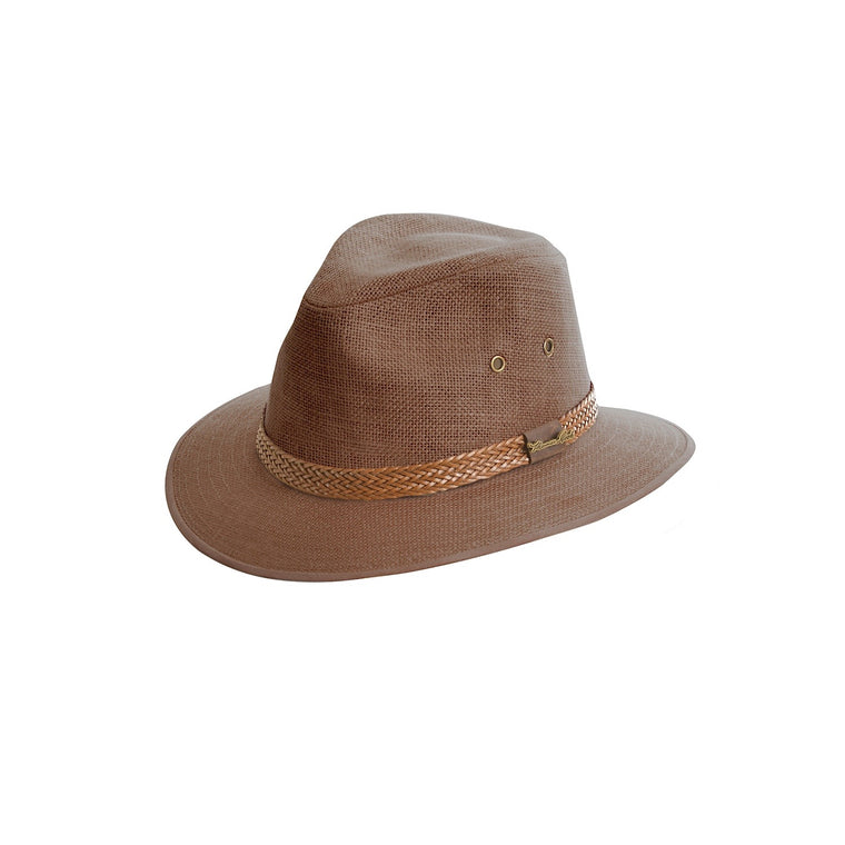 Thomas Cook Broome Hat Brown