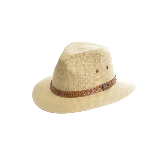 Thomas Cook Broome Hat Tan