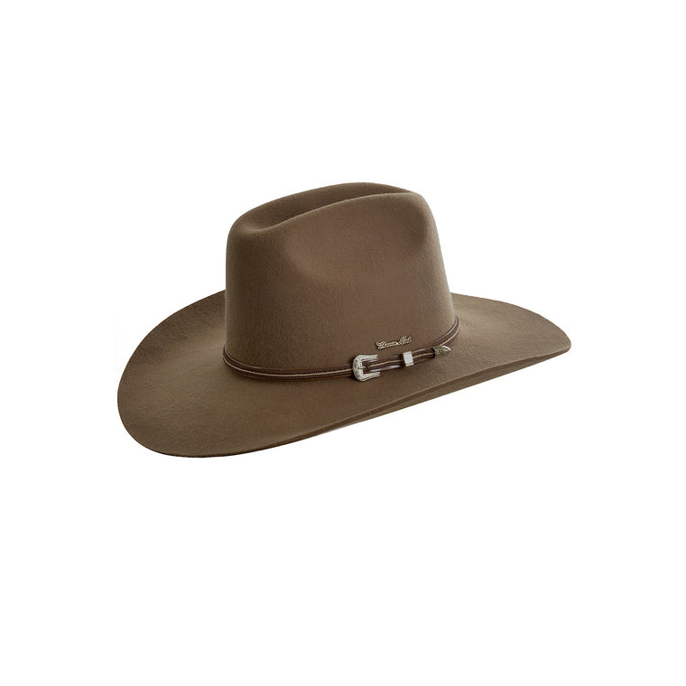 Thomas Cook Bronco Hat Fawn