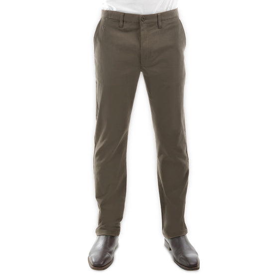 "Mens Thomas Cook Moleskin Trousers Greystone 32"" Leg"
