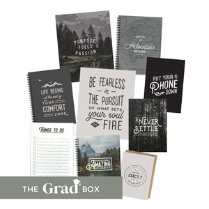 The Grad Box ($80 Value)