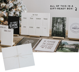 Adventure Awaits Gift Box Bundle ($87 value!)