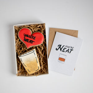 You're Neat Card & Cookie Box Set