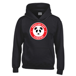 The Circle Logo :: Youth (6-12yrs) Black Hoodie