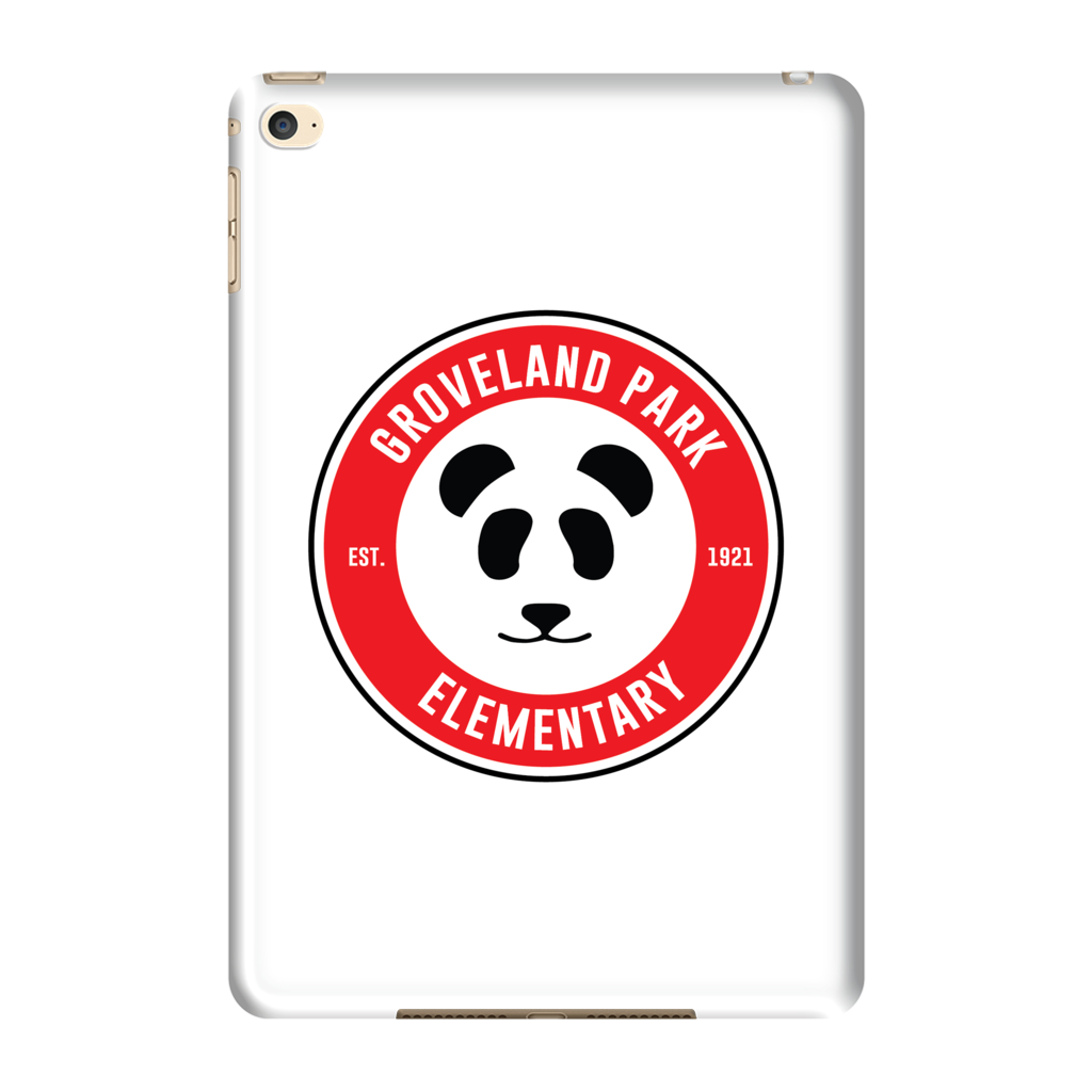 The Cirlce Logo :: iPad Mini 4 Cases
