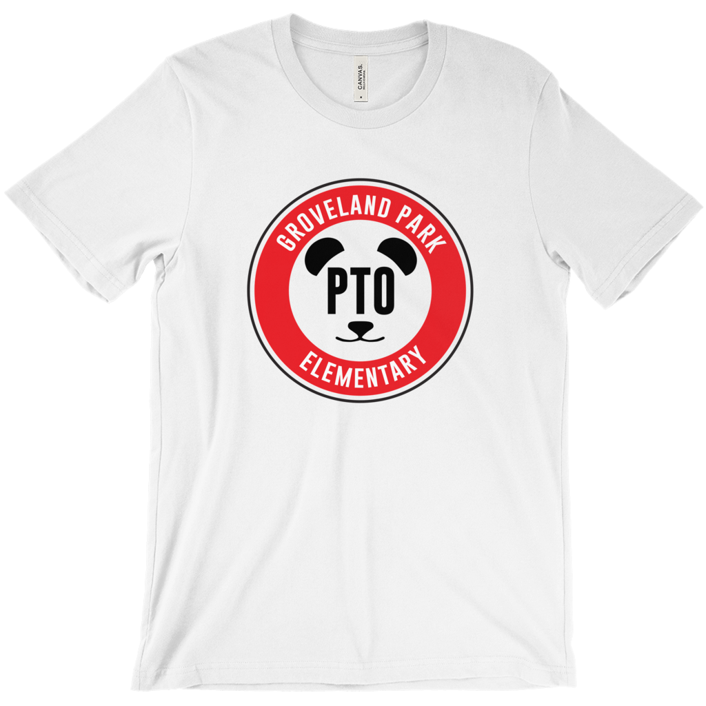 PTO - Short Sleeve White Tee