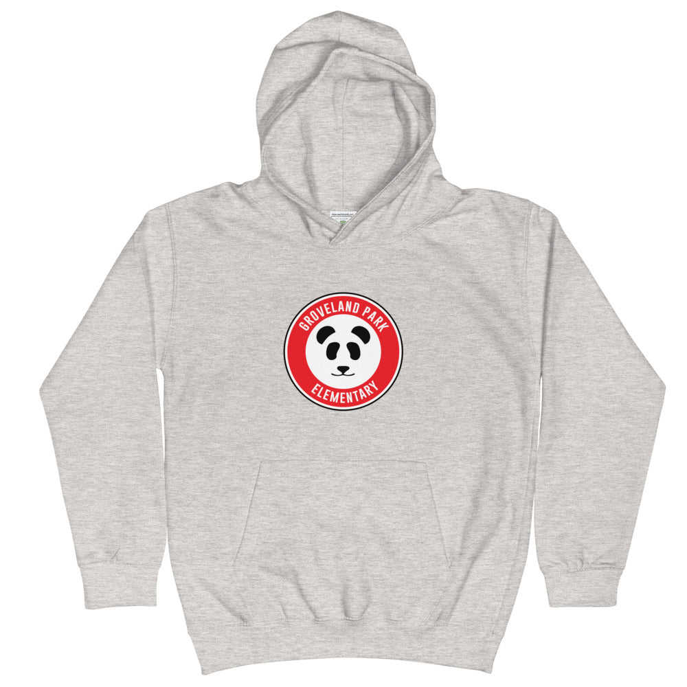 The Circle Logo :: Kids Hoodie