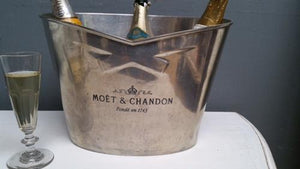 Pewter Moet & Chandon Champagne Bucket