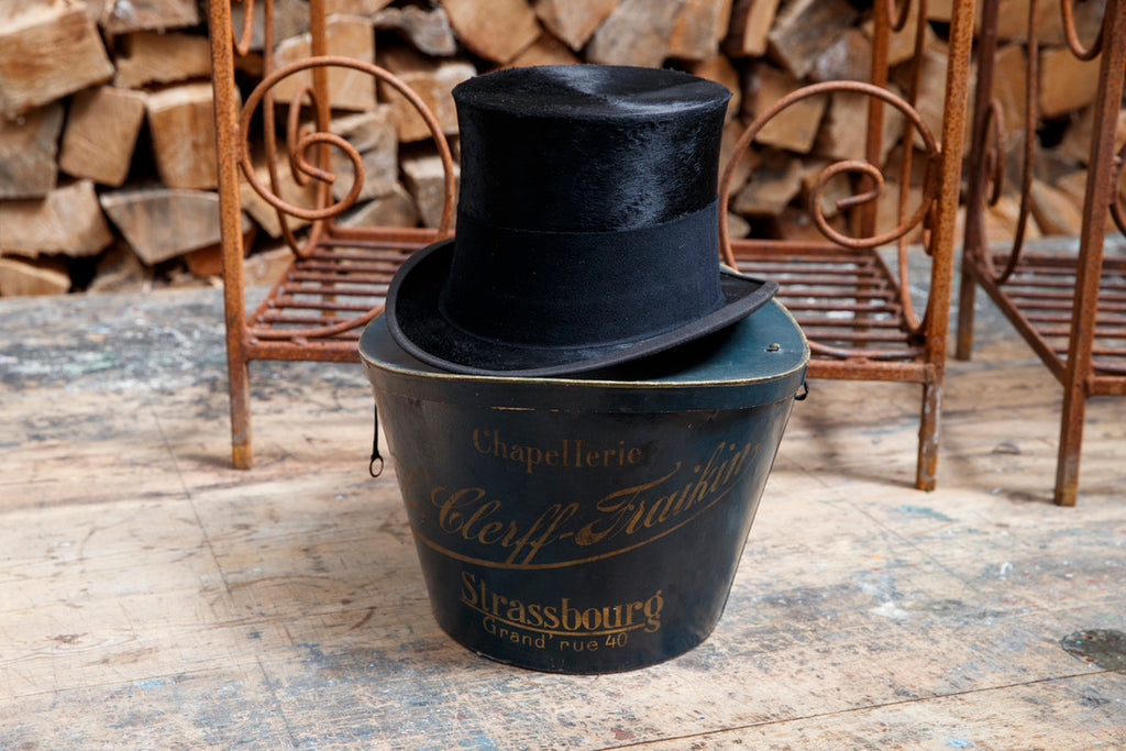 Original French Top Hat & Makers Box