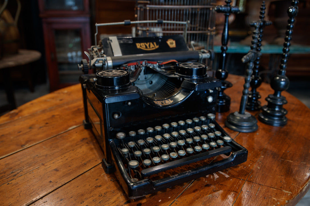 Original 1930's Royal Typewriter