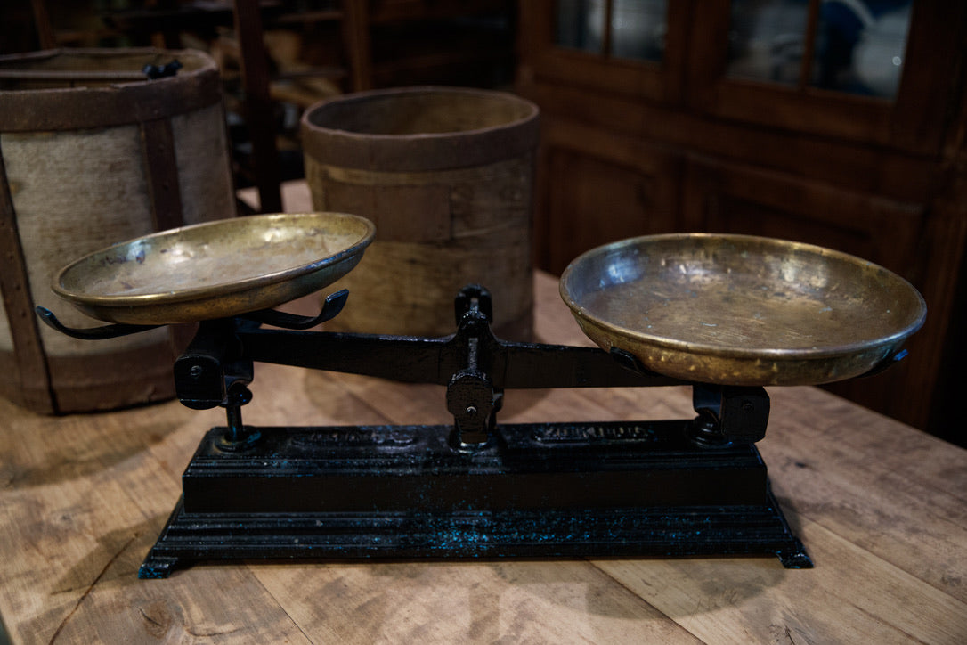 French Vintage Scales