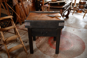 French Farmhouse Kitchen Butchers Block