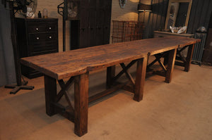 French Refectory Table