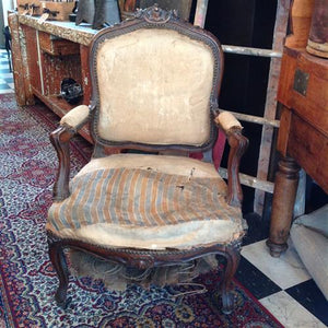 1860's Undressed French Chair