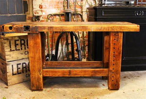 1920's French Workbench