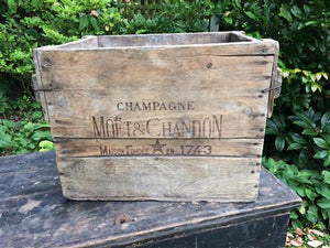 Moet & Chandon Crate