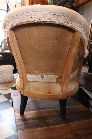 Undressed Napoleon III Chair