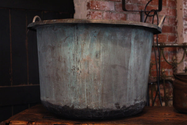 XL Copper Verdigris