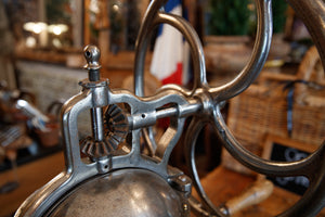 French Cafe Industrial Peugeot Coffee Grinder