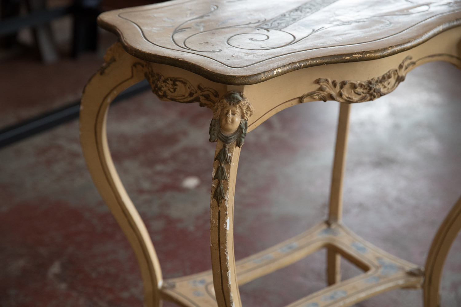 19th Century Italian Table