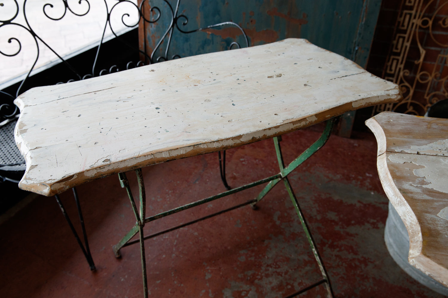Gorgeous French Cafe Tables