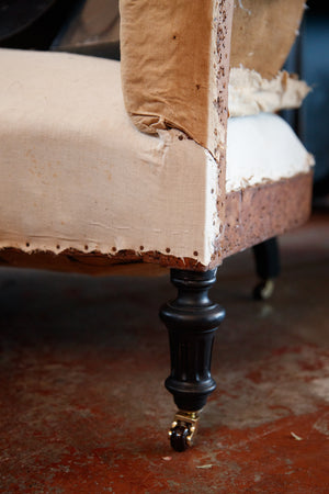 Napoleon III Undressed Sofa