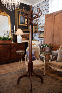 Beautiful Original French 1930's Thonet Coat Stand