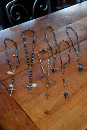 French Rosaries Beads