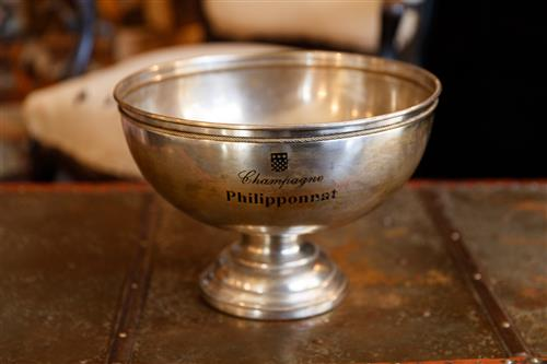 French Champagne Bucket - Philipponnat