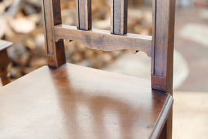19th Century Walnut Chairs
