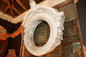 French Zinc Chateau Window Frames