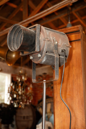 Industrial Film Trolley Light