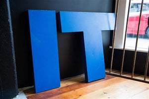 Royal Blue XL French Letters