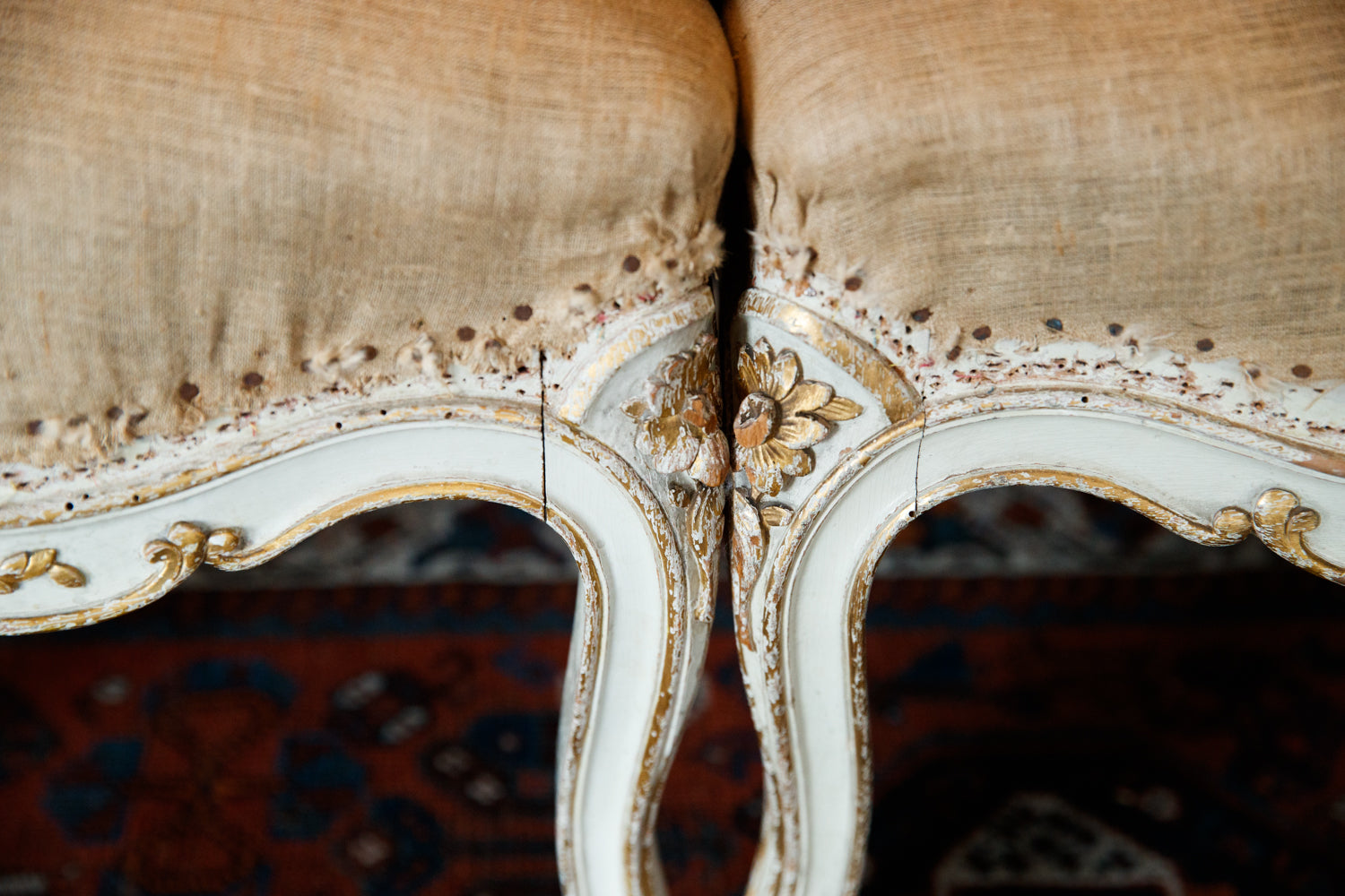 19th Century Undressed French Chairs