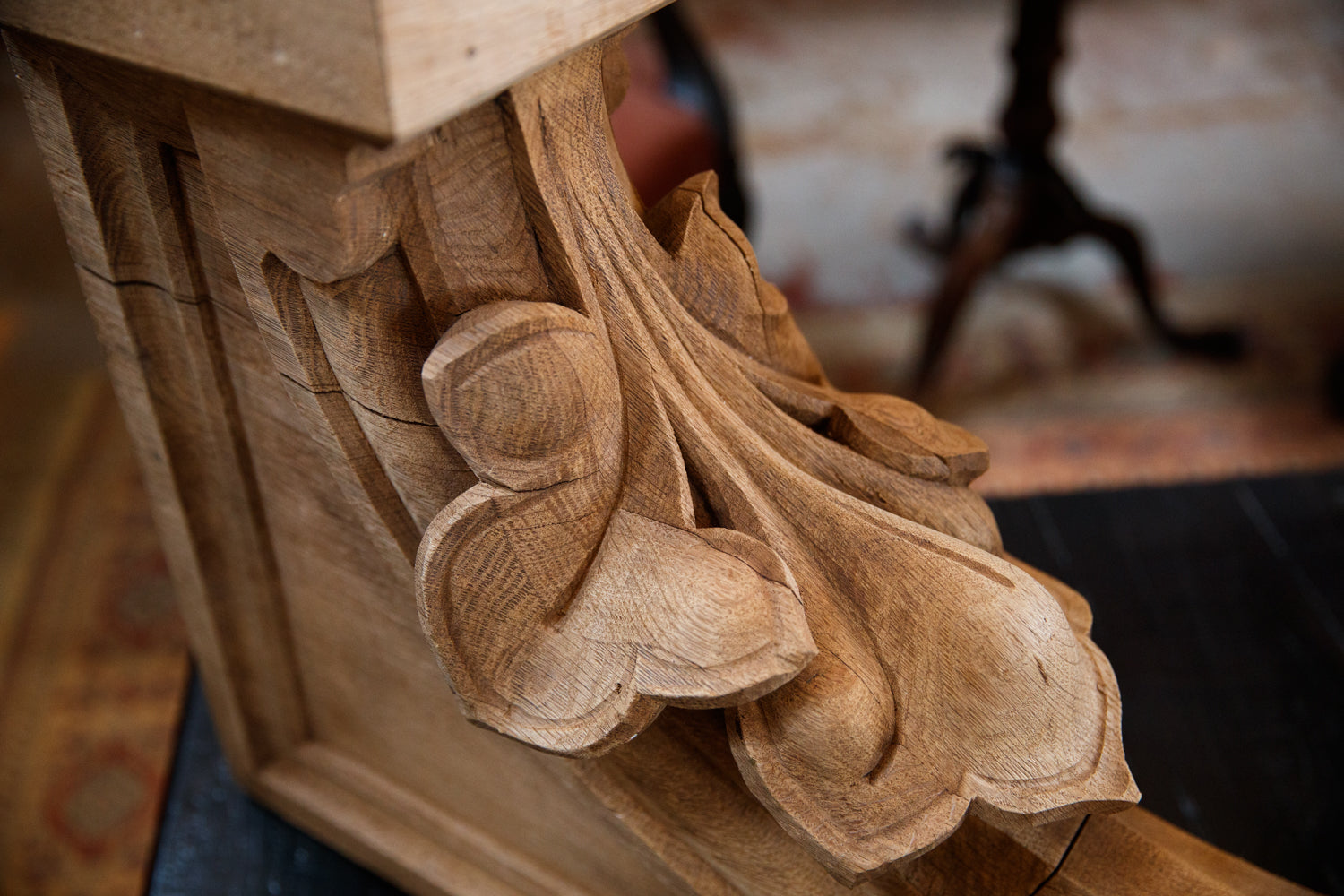 French Oak Corbels