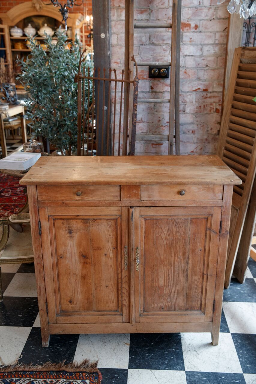 French Farmhouse Kitchen Cupboard