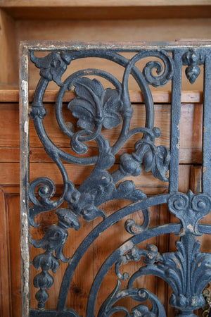 French Cast Iron Grill - No 12